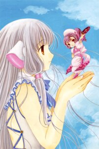 Rating: Safe Score: 17 Tags: chii chobits clamp dress sumomo User: Share