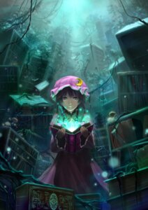 Rating: Safe Score: 20 Tags: hositutu patchouli_knowledge touhou User: Mr_GT