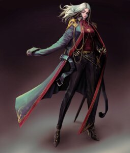 Rating: Safe Score: 18 Tags: armor eyepatch heels kyunghan.kim pirate sword User: mash