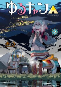 Rating: Safe Score: 26 Tags: afro dress kagamihara_nadeshiko shima_rin yurucamp User: kiyoe