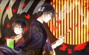 Rating: Safe Score: 12 Tags: gintama male tagme takasugi_shinsuke User: Anemone