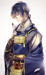 Rating: Safe Score: 8 Tags: asian_clothes male mikazuki_munechika suz touken_ranbu User: charunetra