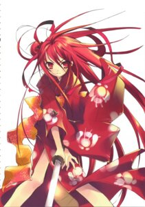 Rating: Safe Score: 46 Tags: fixme ito_noizi kimono shakugan_no_shana shana sword User: Radioactive