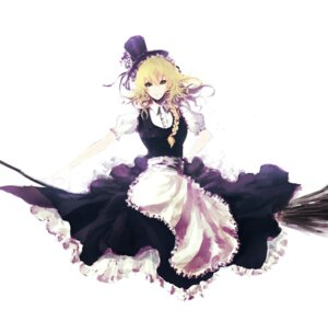 Rating: Safe Score: 9 Tags: iori_(yakata-bako) kirisame_marisa touhou User: Mr_GT