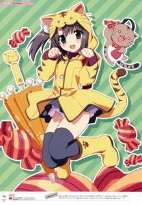Rating: Safe Score: 19 Tags: neko oretachi_ni_tsubasa_wa_nai pantsu tail thighhighs watanabe_akio User: kiyoe