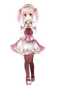 Rating: Safe Score: 30 Tags: gyaza maid pantyhose User: Radioactive