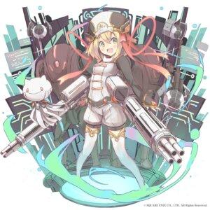 Rating: Questionable Score: 21 Tags: alice_order gun nanashina square_enix thighhighs User: nphuongsun93