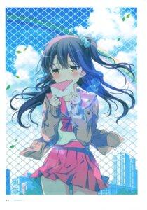 Rating: Safe Score: 42 Tags: hinako_note mitsuki_(mangaka) nakajima_yua seifuku sweater User: fireattack