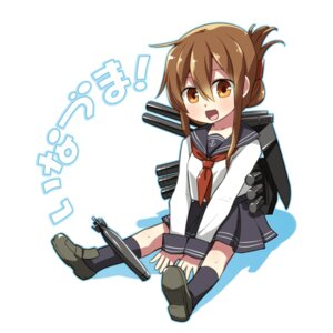 Rating: Safe Score: 3 Tags: caffein inazuma_(kancolle) kantai_collection User: Radioactive
