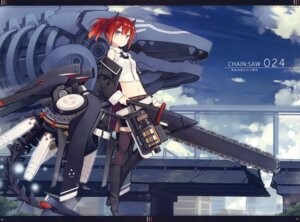 Rating: Safe Score: 24 Tags: asahiage bra heels horns poco thighhighs weapon User: Radioactive