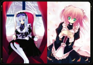 Rating: Safe Score: 9 Tags: dress kannon_ouji neuromancer. User: fireattack