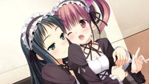 Rating: Safe Score: 35 Tags: berry's game_cg maid makinosawa_ena sphere tagme tatsumi_wakaba User: Radioactive