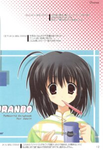 Rating: Safe Score: 2 Tags: ayaya_ayu mitsui_mana rio-grande User: Radioactive