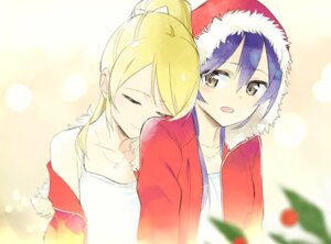 Rating: Safe Score: 14 Tags: ayase_eli love_live! saitou_yuu sonoda_umi User: saemonnokami