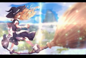 Rating: Safe Score: 26 Tags: bloomers fixro2n7024 kirisame_marisa touhou witch User: BattlequeenYume