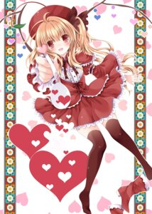 Rating: Safe Score: 24 Tags: flandre_scarlet nogi_takayoshi thighhighs touhou wings User: lichtzhang