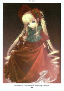Rating: Safe Score: 24 Tags: lolita_fashion rozen_maiden shinku tony_taka User: nightweels