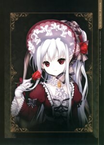 Rating: Safe Score: 52 Tags: dmyo gothic_lolita lolita_fashion snow_ring User: fireattack