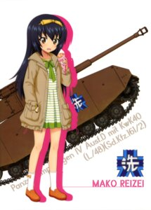 Rating: Safe Score: 14 Tags: dress girls_und_panzer reizei_mako tagme User: drop