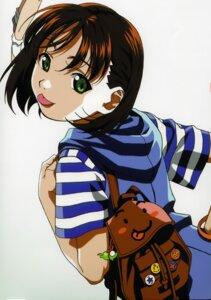 Rating: Safe Score: 6 Tags: starship_girl_yamamoto_yohko watanabe_akio User: Radioactive
