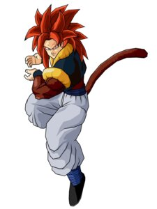 Rating: Safe Score: 4 Tags: dragon_ball gogeta male User: Radioactive