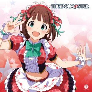 Rating: Safe Score: 13 Tags: amami_haruka disc_cover maid skirt_lift tagme the_idolm@ster User: saemonnokami