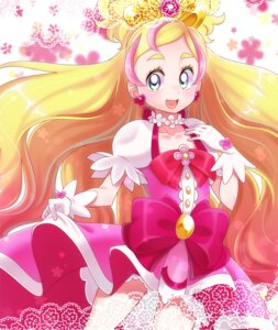 Rating: Safe Score: 7 Tags: dress go!_princess_pretty_cure haruno_haruka pretty_cure skirt_lift yupiteru User: cosmic+T5