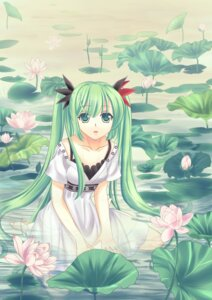 Rating: Safe Score: 27 Tags: dress hatsune_miku hxhrise vocaloid User: fairyren