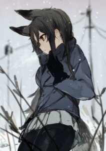 Rating: Safe Score: 45 Tags: animal_ears hiranko kemono_friends pantyhose silver_fox User: nphuongsun93