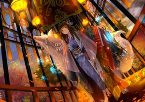 Rating: Safe Score: 21 Tags: japanese_clothes jpeg_artifacts shiabisu User: BattlequeenYume