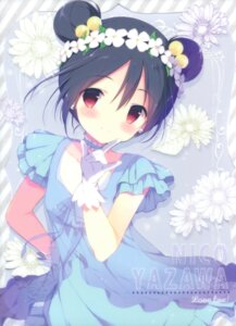 Rating: Safe Score: 74 Tags: dress love_live! shiratama shiratamaco yazawa_nico User: Twinsenzw