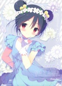 Rating: Safe Score: 73 Tags: dress love_live! shiratama shiratamaco yazawa_nico User: Twinsenzw