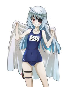 Rating: Safe Score: 36 Tags: eyepatch infinite_stratos laura_bodewig school_swimsuit swimsuits User: saemonnokami