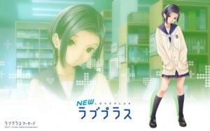Rating: Safe Score: 12 Tags: kobayakawa_rinko love_plus seifuku sweater tagme wallpaper User: saemonnokami