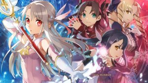 Rating: Safe Score: 78 Tags: bunbun endcard fate/kaleid_liner_prisma_illya fate/stay_night illyasviel_von_einzbern luviagelita_edelfelt miyu_edelfelt toosaka_rin wallpaper User: edogawaconan