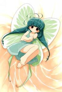 Rating: Safe Score: 16 Tags: akata_itsuki cocoro_navi fairy wings User: Radioactive