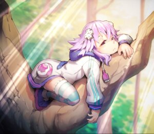Rating: Safe Score: 45 Tags: choujigen_game_neptune neptune segamark thighhighs User: Zenex