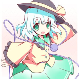 Rating: Safe Score: 29 Tags: komeiji_koishi machily touhou User: mahoru