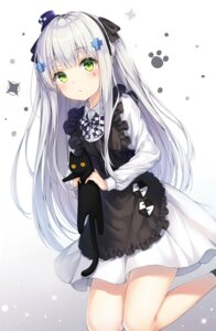 Rating: Safe Score: 54 Tags: dangmyo dress girls_frontline gothic_lolita hk416_(girls_frontline) lolita_fashion neko tattoo User: BattlequeenYume
