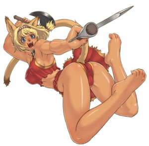 Rating: Questionable Score: 18 Tags: animal_ears ass bikini cameltoe erect_nipples feet final_fantasy final_fantasy_xi gochou_(kedama) mithra nekomimi swimsuits tail User: Radioactive