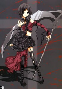 Rating: Safe Score: 47 Tags: gothic_lolita lolita_fashion stockings thighhighs torn_clothes yukiwo User: Share