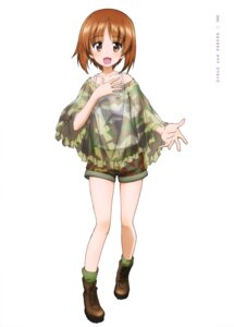Rating: Safe Score: 27 Tags: girls_und_panzer nishizumi_miho see_through User: drop