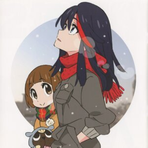 Rating: Safe Score: 8 Tags: kill_la_kill mankanshoku_mako matoi_ryuuko yamada_mako User: Radioactive