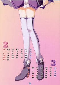 Rating: Safe Score: 2 Tags: calendar ice_&_choco nanao_naru thighhighs User: Share