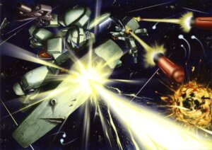 Rating: Safe Score: 5 Tags: char's_counterattack gun gundam jegan mecha User: Share