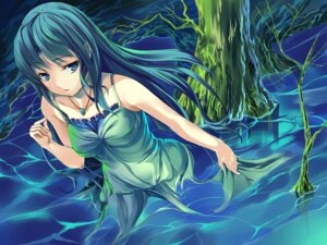 Rating: Safe Score: 33 Tags: dress matsugawa wallpaper wet_clothes User: Nekotsúh