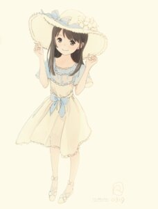 Rating: Safe Score: 23 Tags: dress kokudou_juunigou see_through User: nphuongsun93