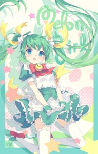 Rating: Safe Score: 36 Tags: dress melonbooks melon-chan nyanya thighhighs User: blooregardo