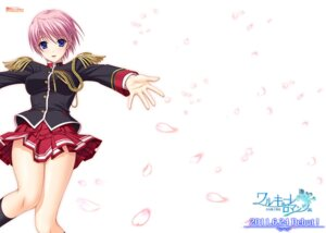 Rating: Safe Score: 44 Tags: kisaki_mio komori_kei ricotta seifuku uniform walkure_romanze wallpaper User: Devard