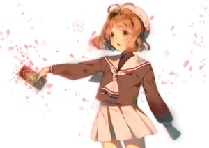 Rating: Safe Score: 18 Tags: card_captor_sakura kinomoto_sakura seifuku tears_namida User: animeprincess